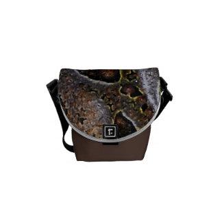 Toad Skin Messenger Bags