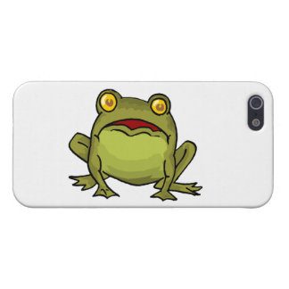 Toad Stare Case For iPhone SE/5/5s