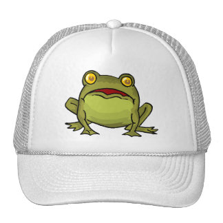 Toad Stare Hat