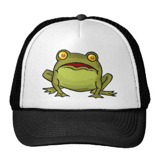 Toad Stare Mesh Hats