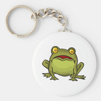 Toad Stare Keychain