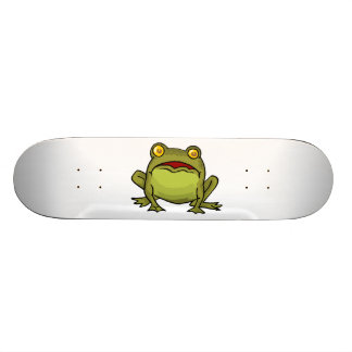 Toad Stare Skateboard Deck