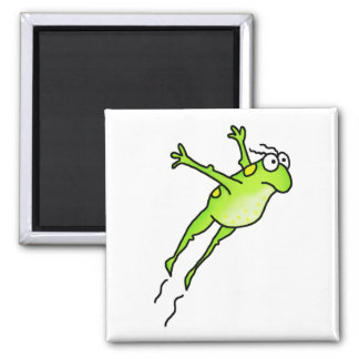 Toad Tossing Magnet