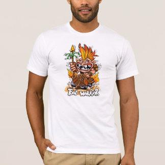 Toad Warrior White T-Shirt