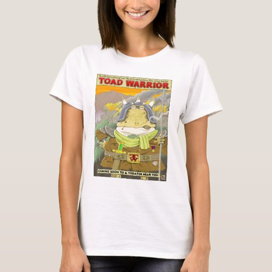 Toad Warrior Women's T-Shirt