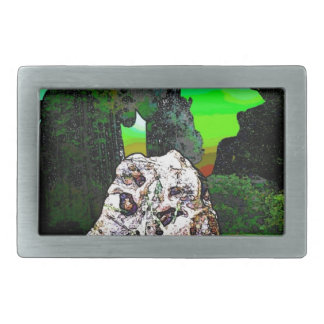 toad water color .jpg belt buckle