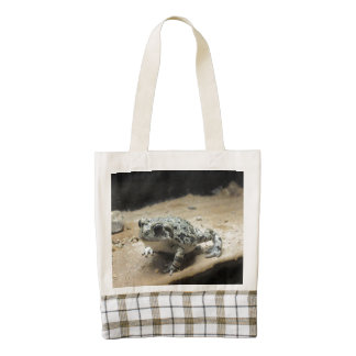 Toad Zazzle HEART Tote Bag