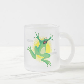 Toadal Eclipse of the Sun Mug (left-hand)
