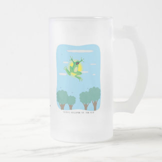 Toadal Eclipse of the Sun Mug (right-hand)