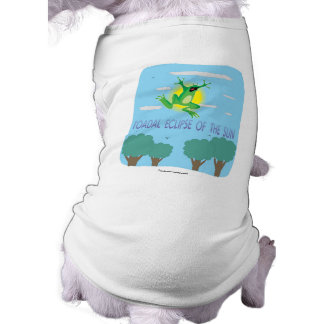 Toadal Eclipse of the Sun Pet Clothing