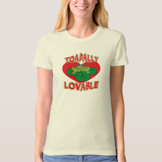 Toadally adorable camisas
