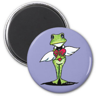 Toadally Awesome 2 Inch Round Magnet