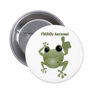 Toadally Awesome! Pins