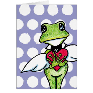 Toadally Awesome Card