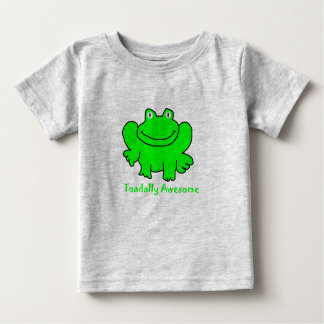 toadally awesome infant t-shirt
