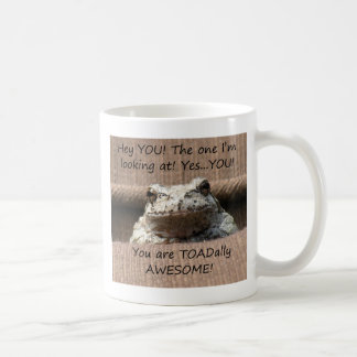 TOADally Awesome Mug