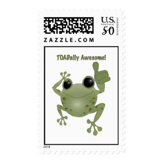 Toadally Awesome! Postage