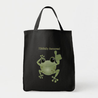 Toadally Awesome! Tote Bag