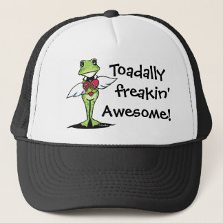 Toadally Awesome Trucker Hat