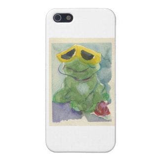 Toadally Awesome Tyrone T. Toad Cover For iPhone SE/5/5s