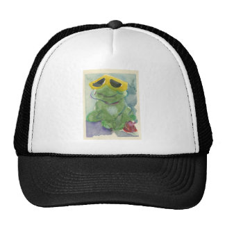 Toadally Awesome Tyrone T. Toad Trucker Hat