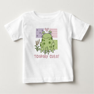 Toadally Cute Baby T-Shirt