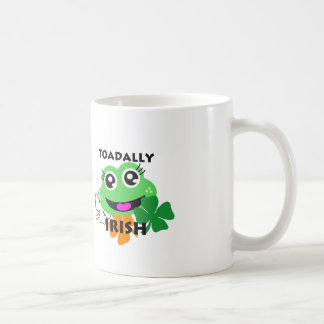 toadally irish coffee mug