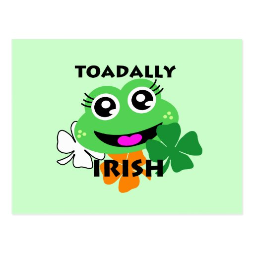 toadally irlandés postal
