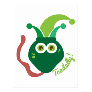 Toadally Postcards