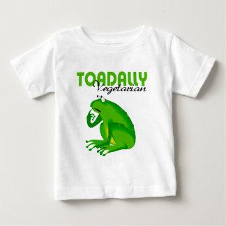 Toadally Vegetarian Baby T-Shirt