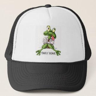 TOADILY INSANE TRUCKER HAT