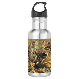 Toadly Awesome Toad Stainless Steel Water Bottle