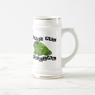 Toads Are Special Beer Stein