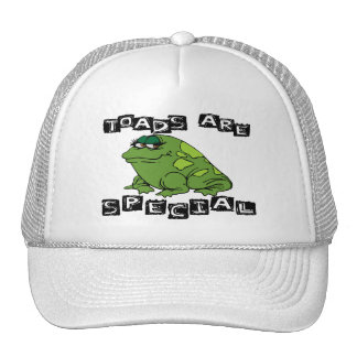 Toads Are Special Trucker Hat