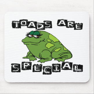 Toads Are Special Mouse Pads