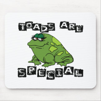 Toads Are Special Mousepads
