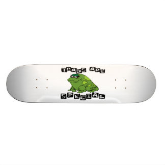 Toads Are Special Skateboard