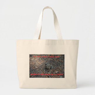 Toads Large Tote Bag