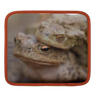 "Toads ""The Ugly Couple""iPad Sleeve"