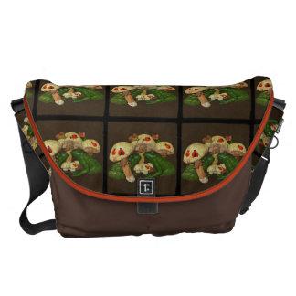 Toads & Toadstools Messenger Bag