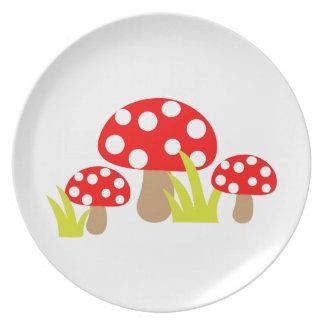toadstool-220227  toadstool toadstools art cute re plates