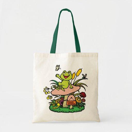 toadstool bag