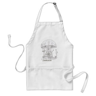 Toadstool Castle Aprons