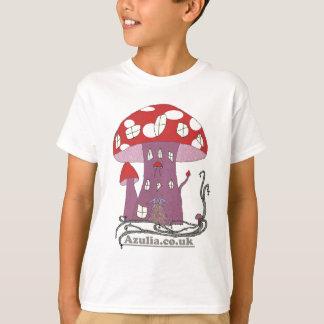 Toadstool Castle (colour) T-Shirt