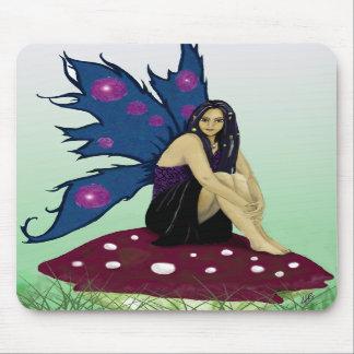 Toadstool faery mousepad