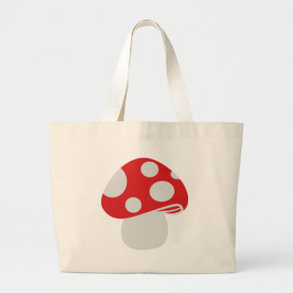 Toadstool fly agaric bags