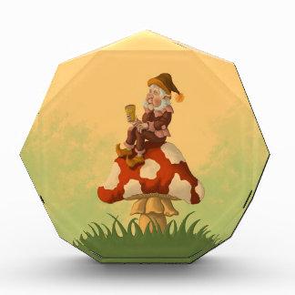 toadstool gnome award