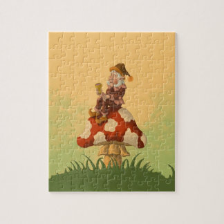 toadstool gnome puzzle