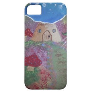 Toadstool house.jpg case for the iPhone 5