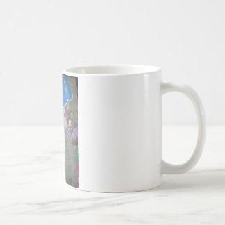 Toadstool house.jpg coffee mug